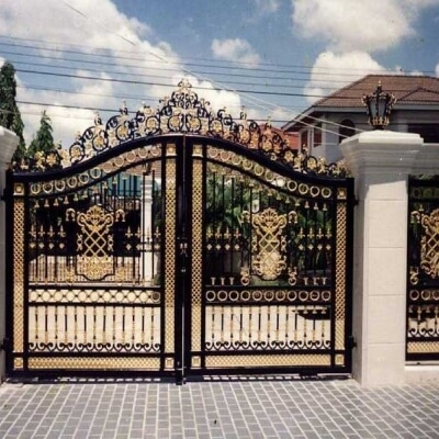 Hướng Dẫn Xây Cổng Nhà Theo Phong Thủy