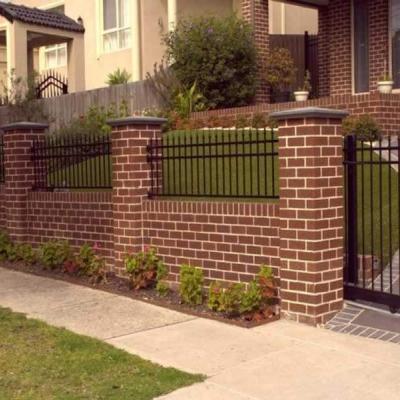 TOP 11 Mẫu Hàng Rào Xây Gạch Đẹp Lạ Có Thể Áp Dụng Cho Nhà Ở Của Bạn