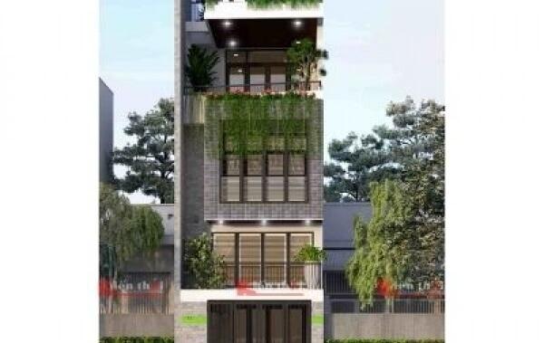 Nhà Phố 4 Tầng - Kiến Thái JSC