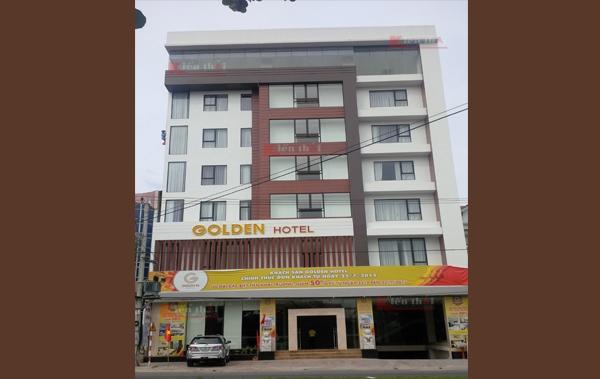 Thi Công Khách Sạn Gold